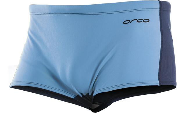 ORCA RS1 Square Leg Shorts Men, niebieski